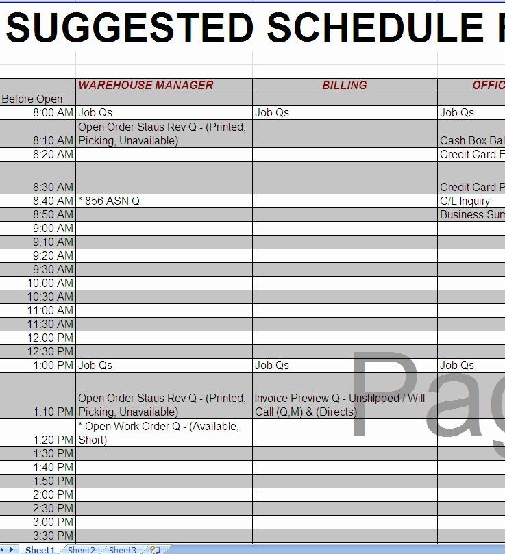Training Plan Template Excel Unique Erp Training