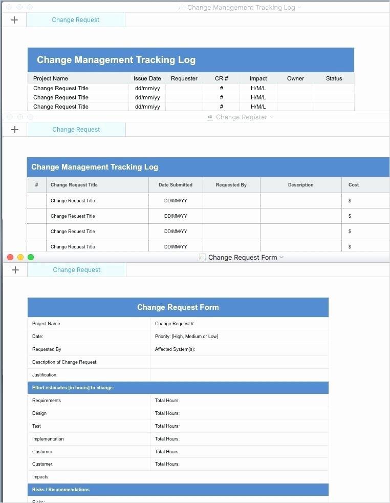 Transition Management Plan Template Unique Change Management Plan Template Excel Change Management