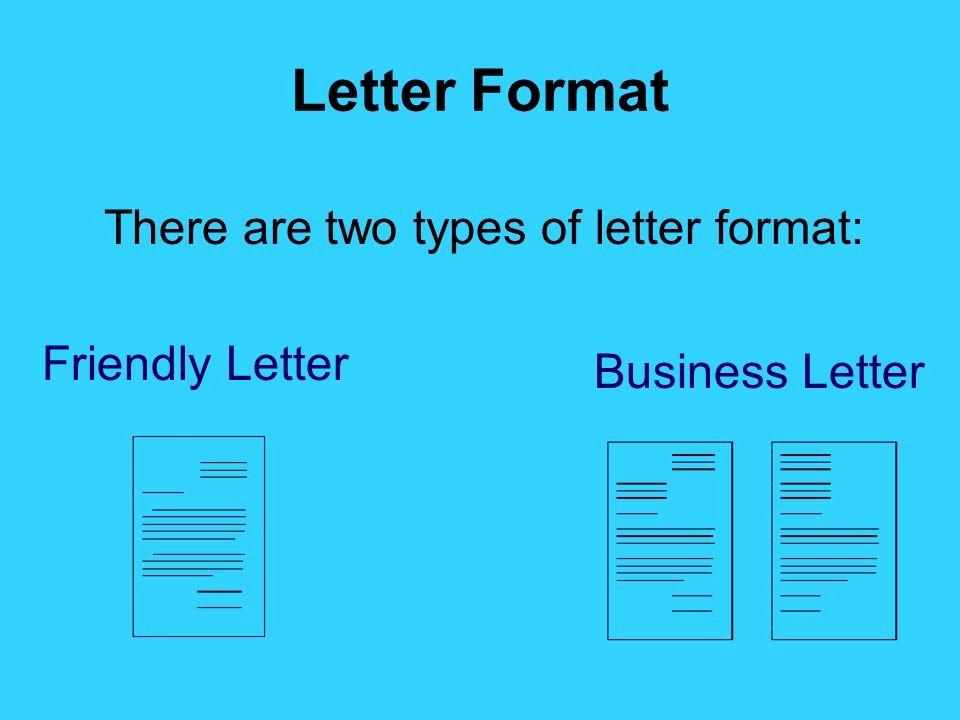 Types Of Letter format Fresh Business Letter Writing Ppt Video Online