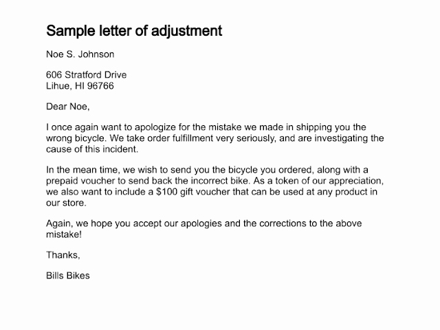 Types Of Letter format Inspirational Secretarial Secretarial 10 Types Of Business Letters