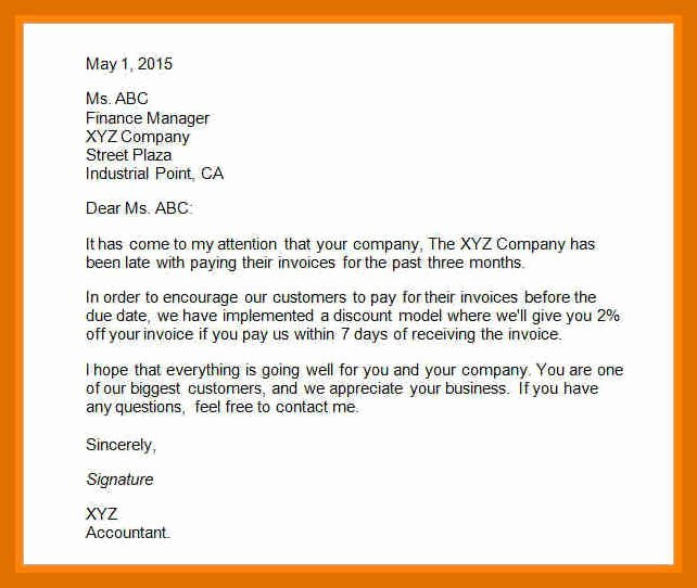 Types Of Letter format Luxury 5 6 Types Of Business Letters and Examples