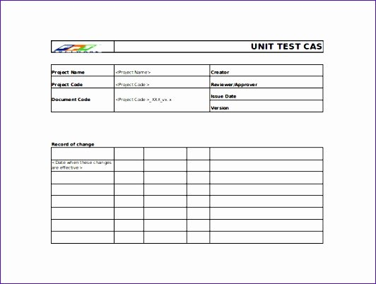 Uat Testing Plan Template Beautiful 14 Uat Template Excel Exceltemplates Exceltemplates