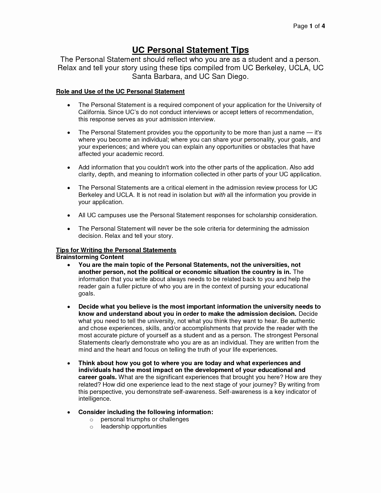 Uc Berkeley Letter Of Recommendation New Uc Berkeley Personal Statement Best Template Collection