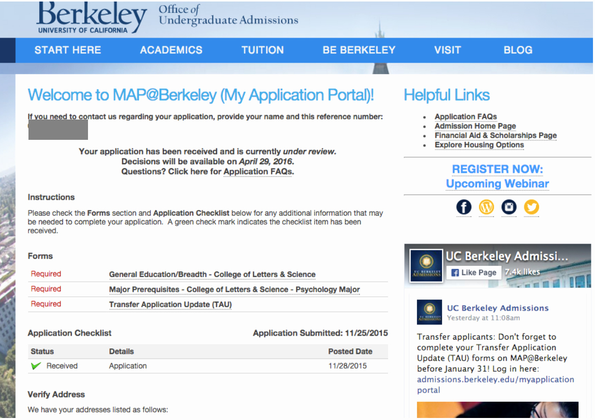 Uc Berkeley Recommendation Letter Luxury Map at Uc Berkeley