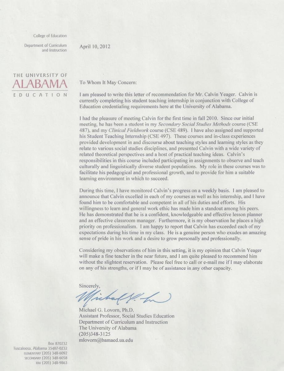 Uc Letter Of Recommendation Best Of Documents Needed to the Job
