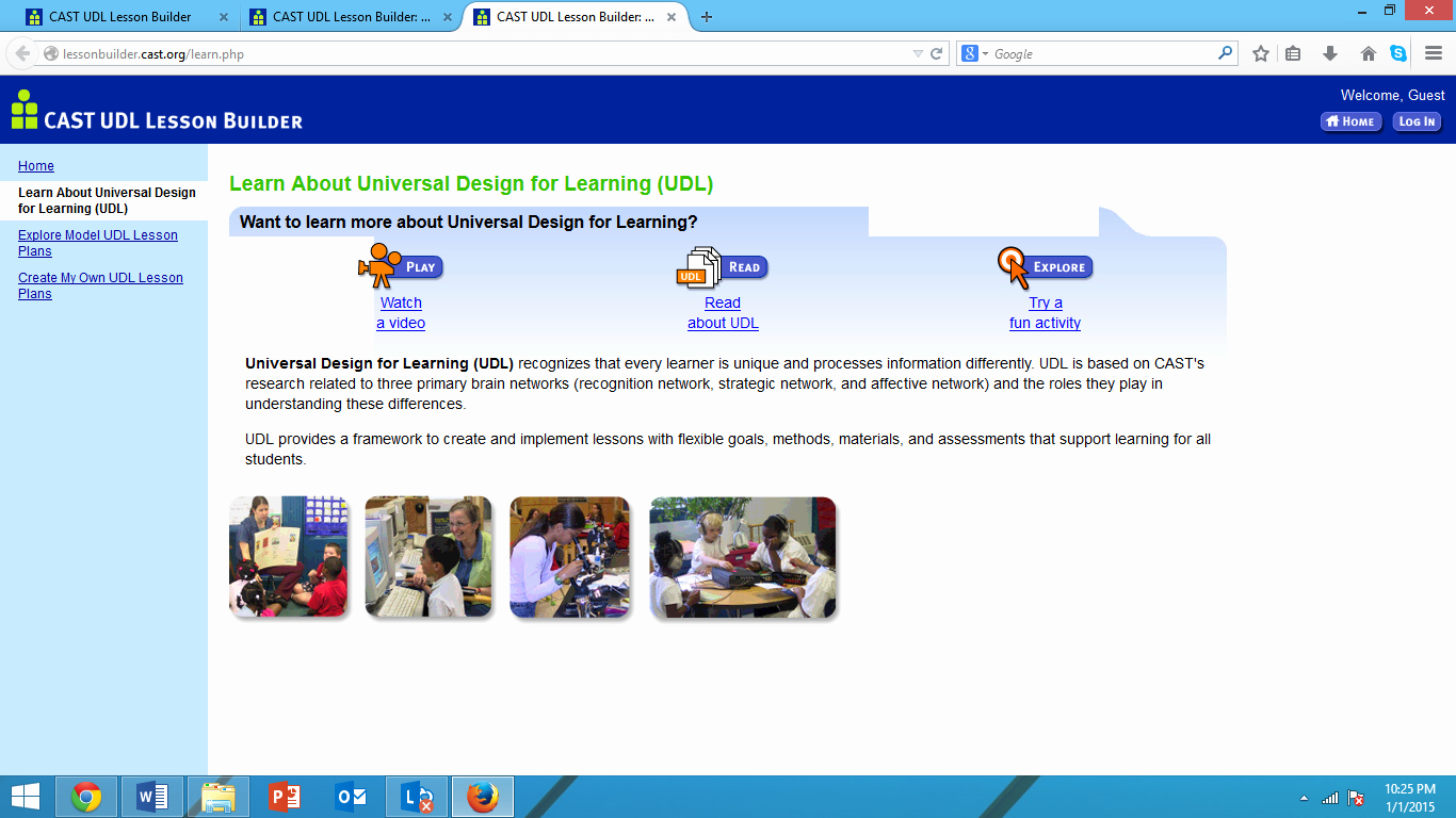 Udl Lesson Plan Template Inspirational Teaching with Technology Technology to Help Special Needs