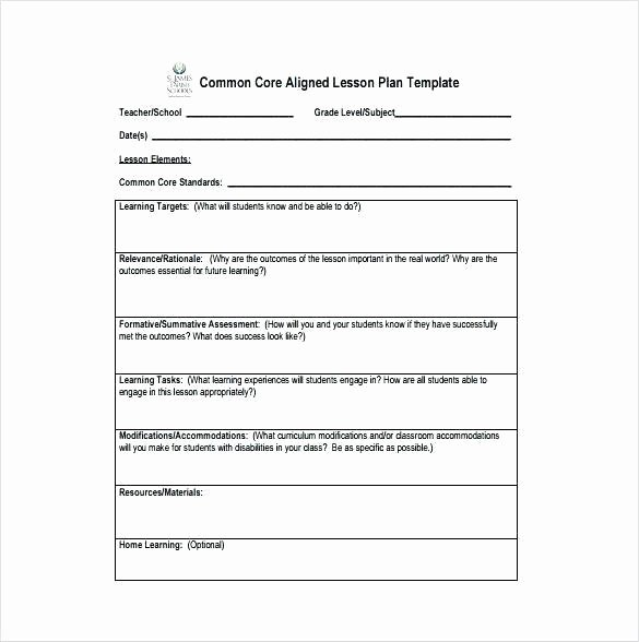 Unit Plan Template Doc New Unit Lesson Plan Template Doc – Daily Lesson Plan Template