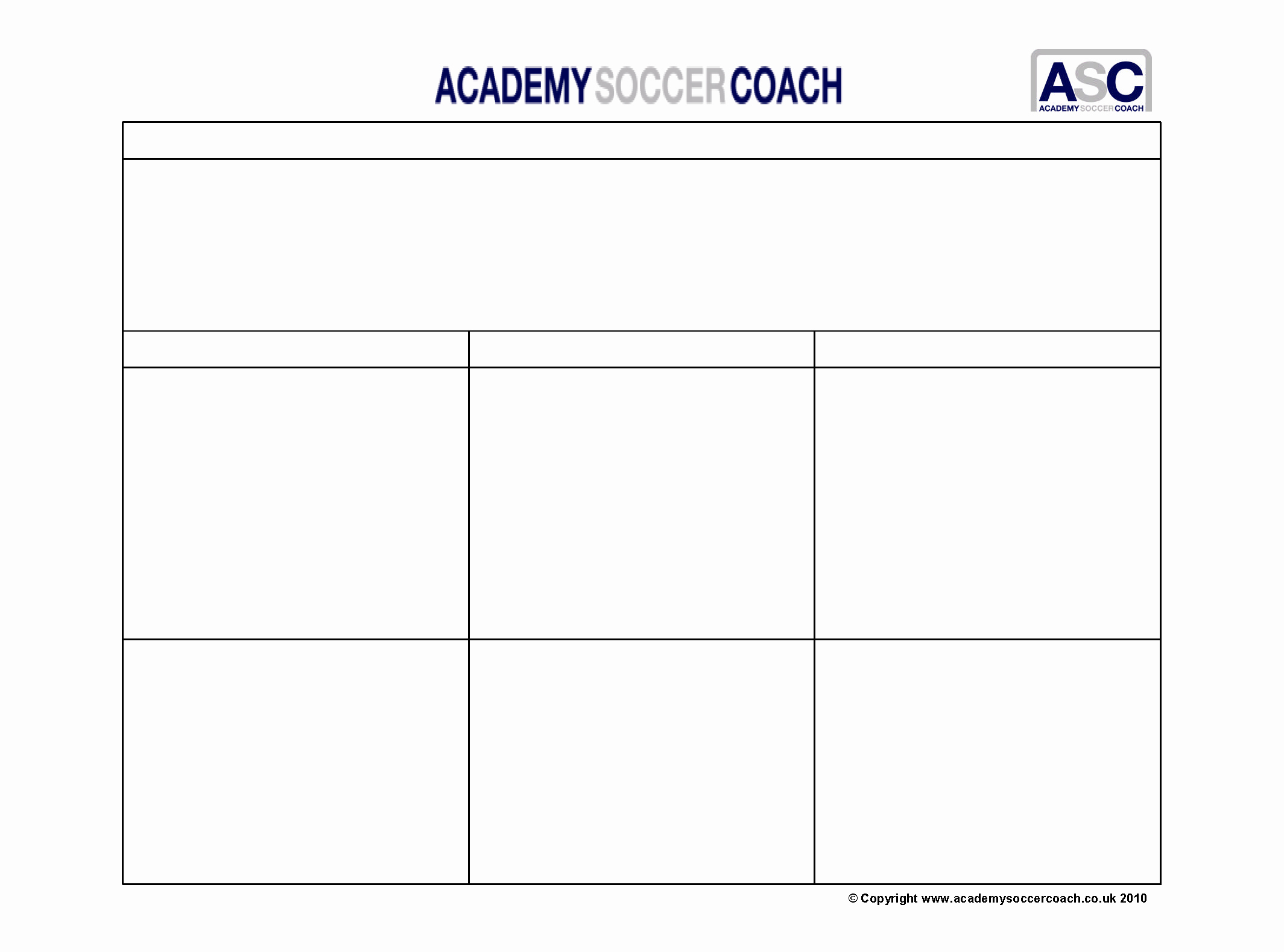 Us soccer Practice Plan Template Unique soccer Session Planner Free