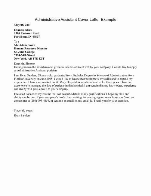 Uw Madison Letter Of Recommendation Elegant Medical Administrative assistant Cover Letter