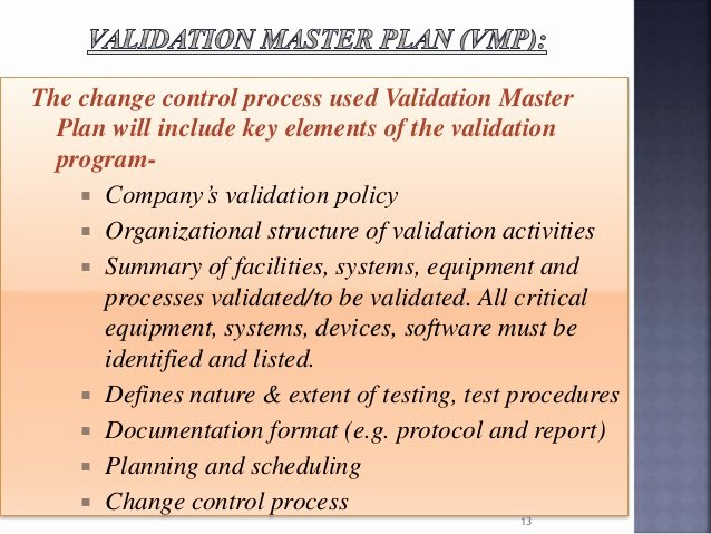 Validation Master Plan Template Unique Validation Of Packaging Operations Pharma