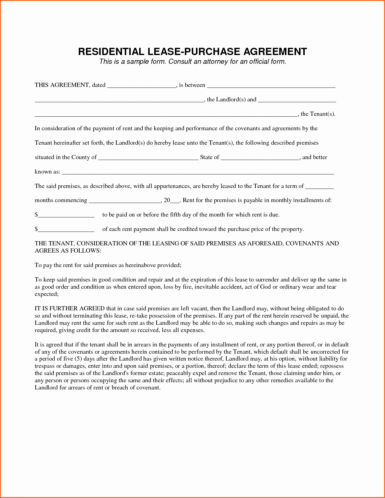 Vehicle Storage Contract Template Beautiful Blank Contract Example Mughals