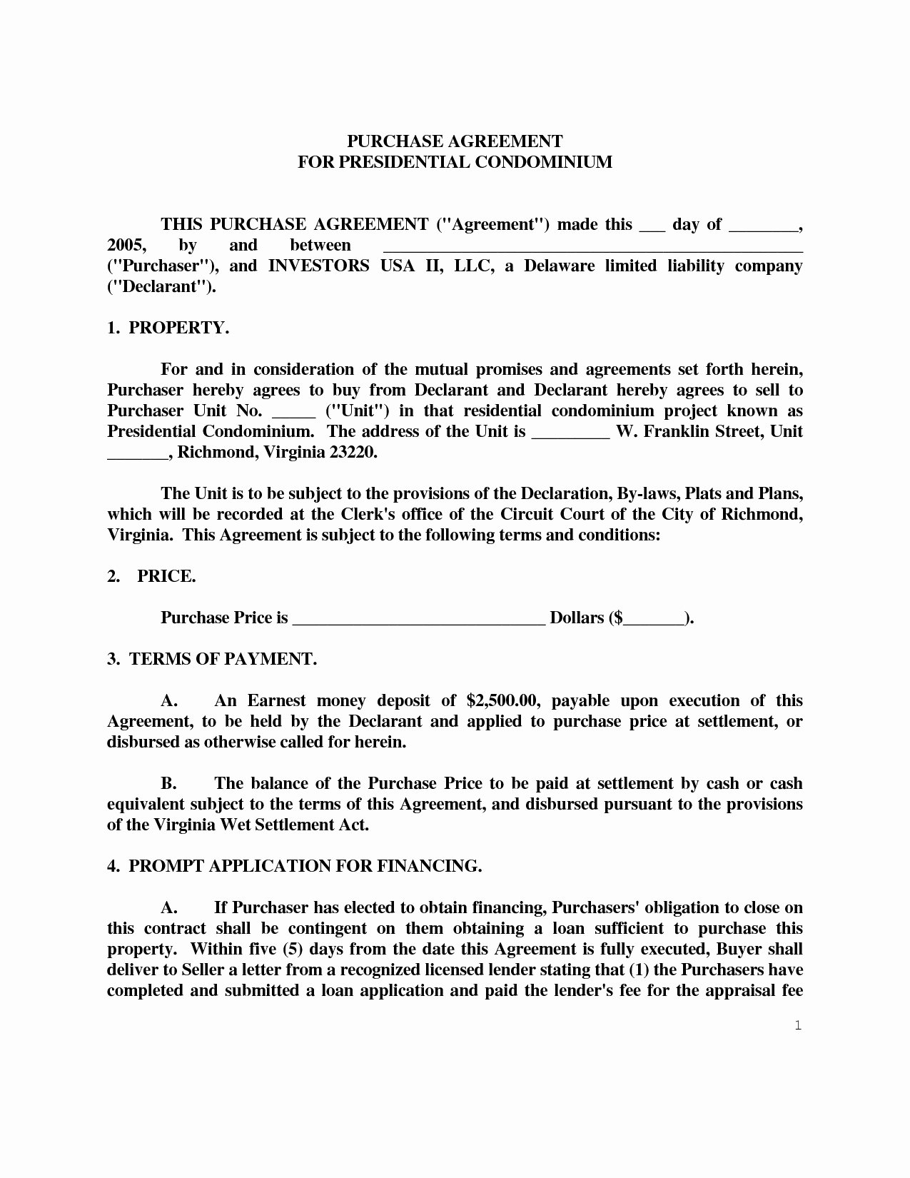 Vehicle Storage Contract Template New 50 Special Rv Lease Purchase Agreement Qu N