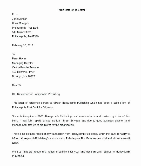 Vendor Recommendation Letter Sample Fresh Reference Letters Letter for Managing Director