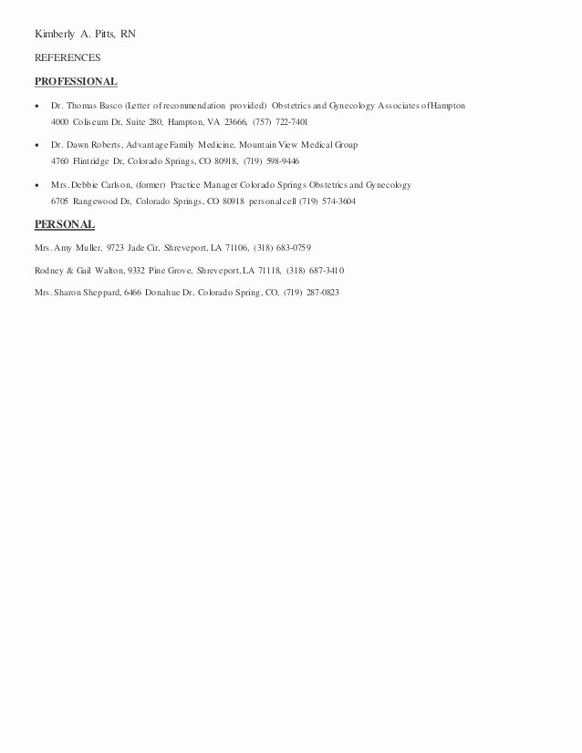 Virginia Tech Letter Of Recommendation Awesome Kim Resume 2017 General