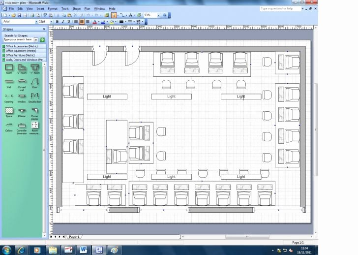 Visio Floor Plan Template Best Of Amazing Visio Site Plan Template Download Resume