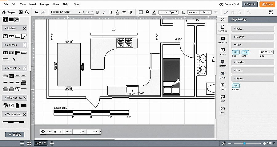 Visio Floor Plan Template New Visio Building Plan Templates