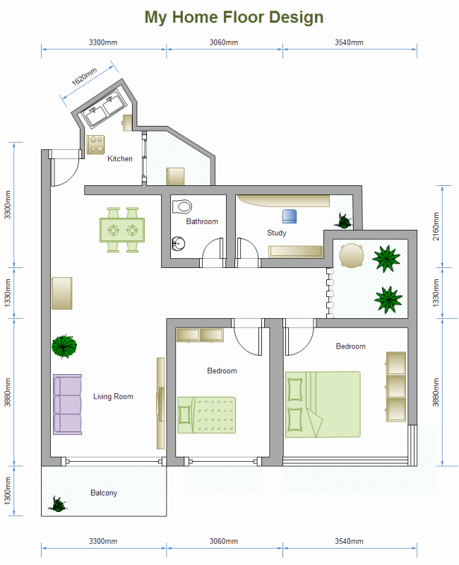 Visio Floor Plan Template New Visio Home Plan Template Free