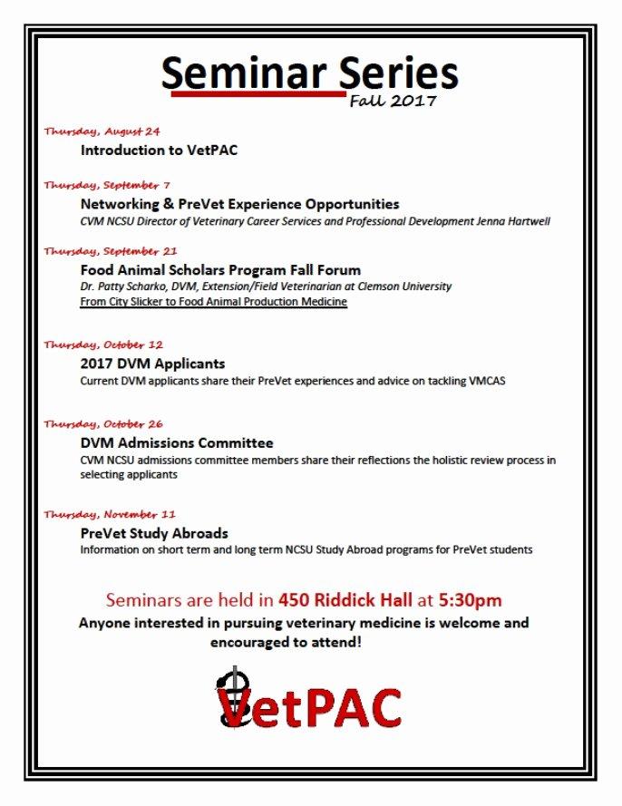 Vmcas Letter Of Recommendation Elegant Vetpac Seminar Series Vetpac
