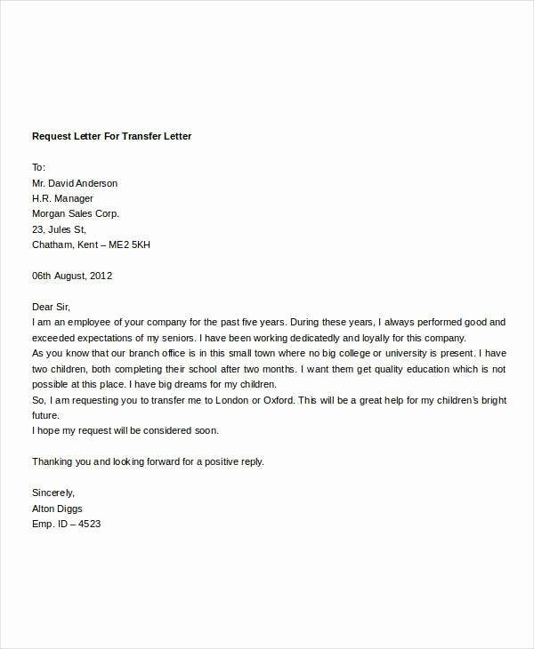 Voluntary Demotion Letter Template Beautiful Voluntary Demotion Letter Sample
