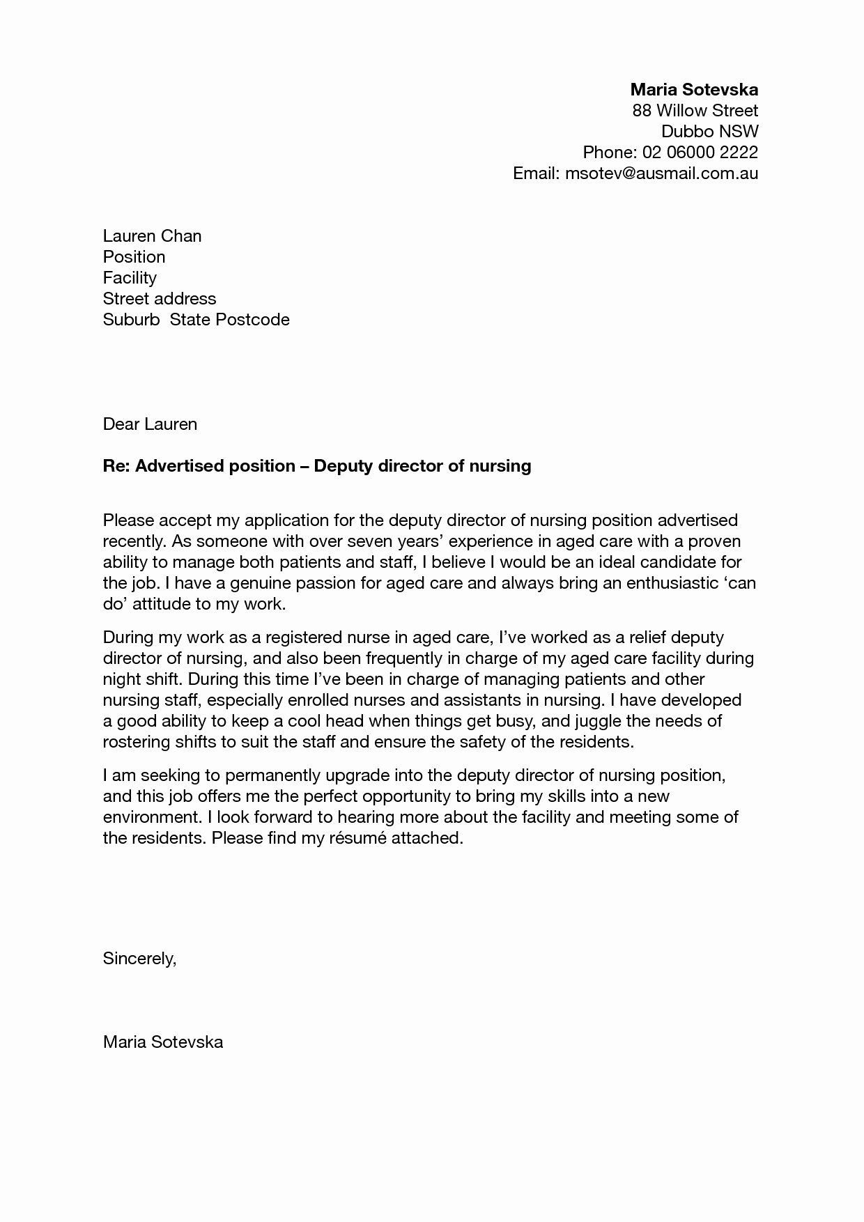 Voluntary Demotion Letter Template Best Of Demotion Letter Template Collection