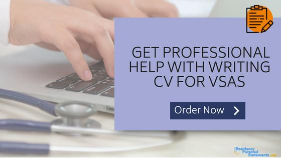 Vsas Letter Of Recommendation Inspirational Outstanding Cv for Vsas Applications