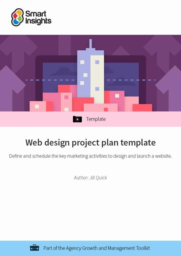 Website Project Plan Template Fresh Web Design Project Plan Template