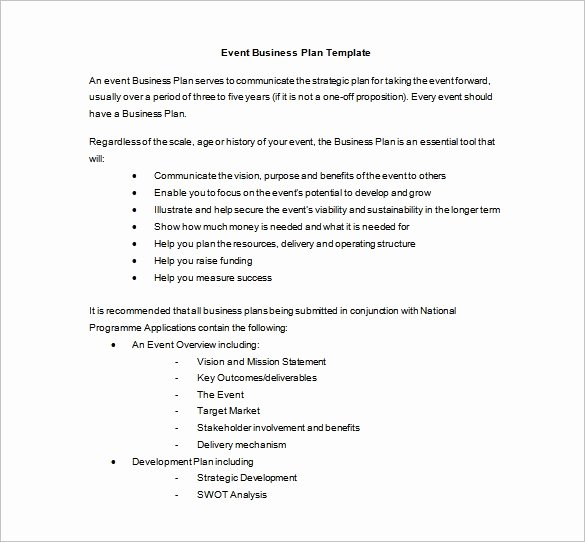 Wedding Venue Business Plan Template Fresh event Planning Template 9 Free Word Pdf Documents
