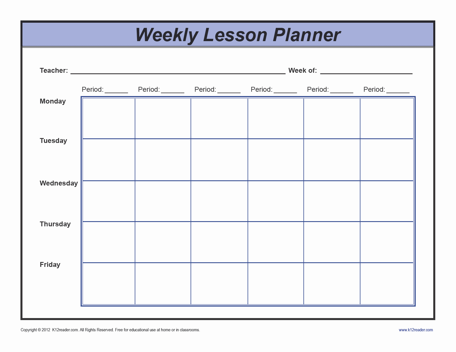 Weekly Lesson Plan Template Beautiful Download Weekly Lesson Plan Template Preschool