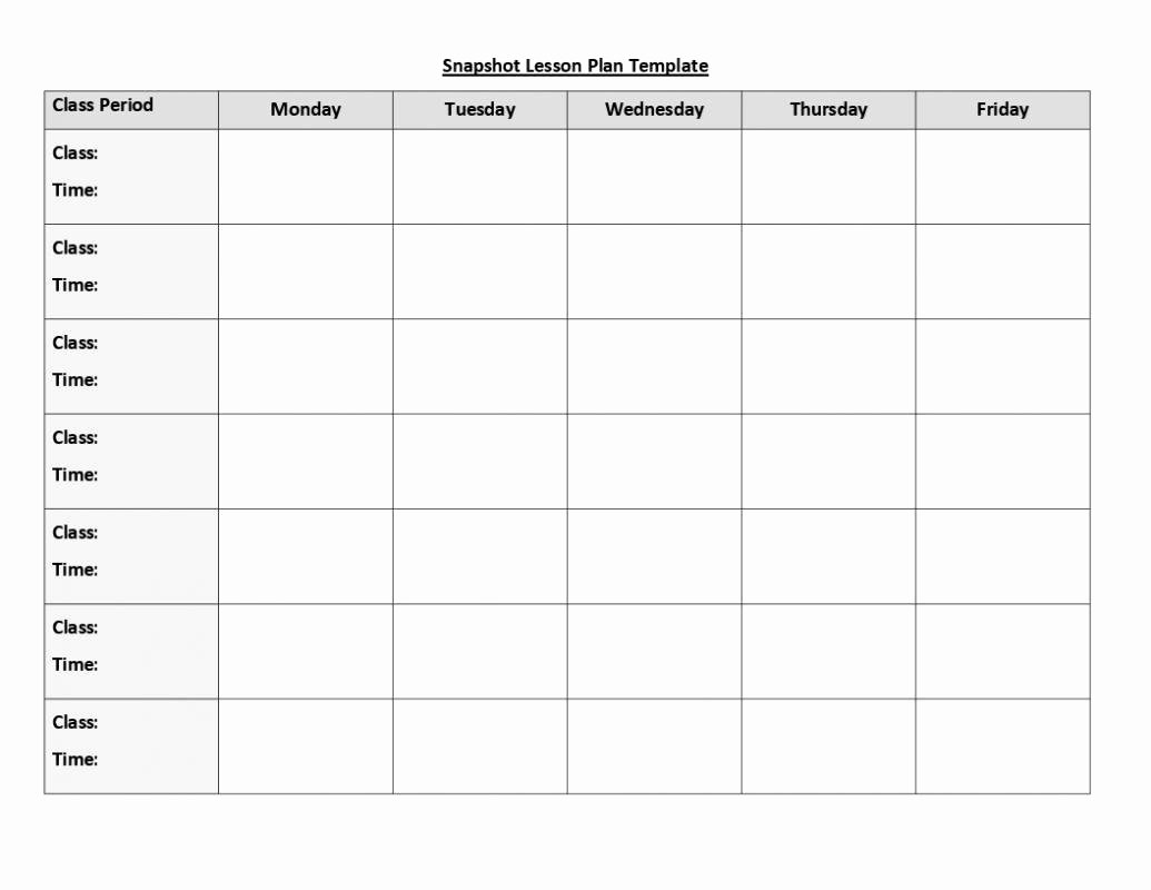 Weekly Lesson Plan Template Doc Fresh Employee Evaluation Template – Latter Example Template