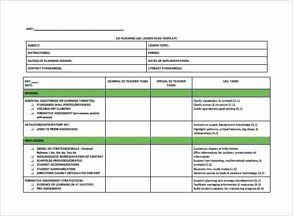 Weekly Lesson Plan Template Elementary Elegant Classroom Lesson Plan Template Weekly Detailed Lesson Plan
