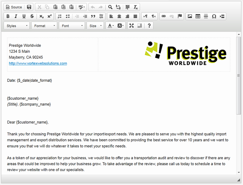 Welcome to the Neighborhood Letter From Business Beautiful Send Wel E Letters to Hubspot form Leads