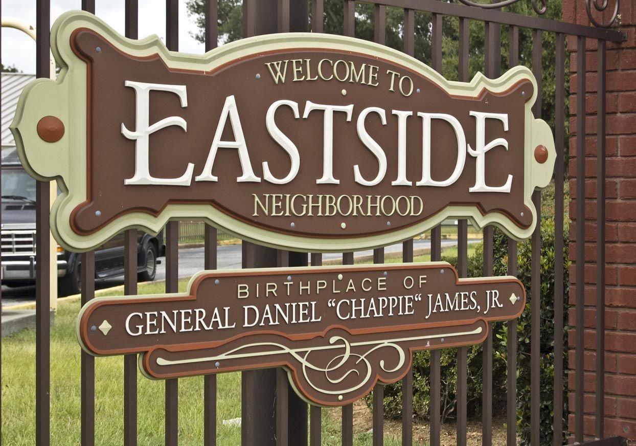 """Welcome to the Neighborhood Letter From Business Elegant Eastside Neighborhood Sign """"wel E to Motherhood"""" A"""