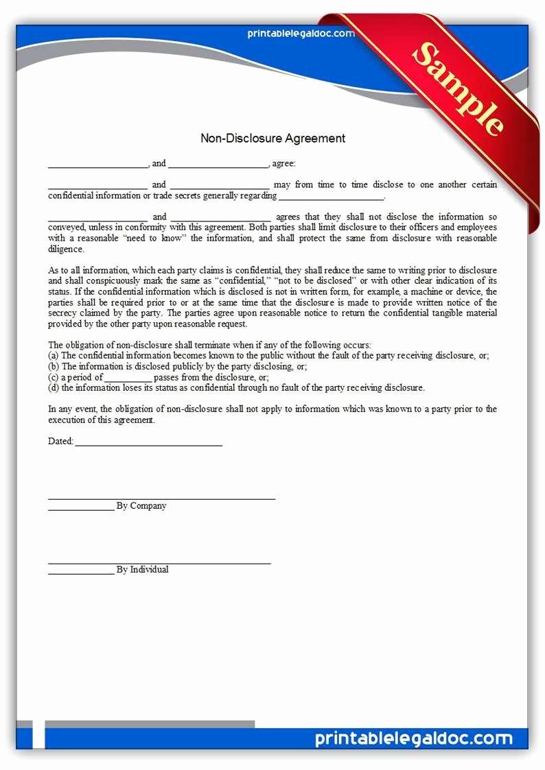 Well Share Agreement Elegant D Well Agreement form Plete Free Printable