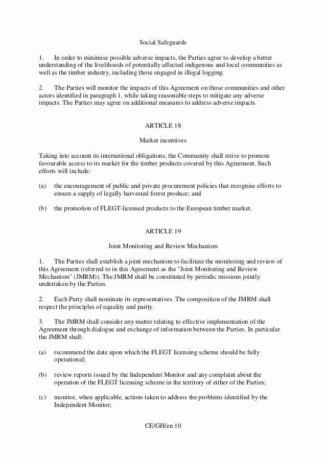Well Share Agreement Elegant Vpa Agreement Ghana