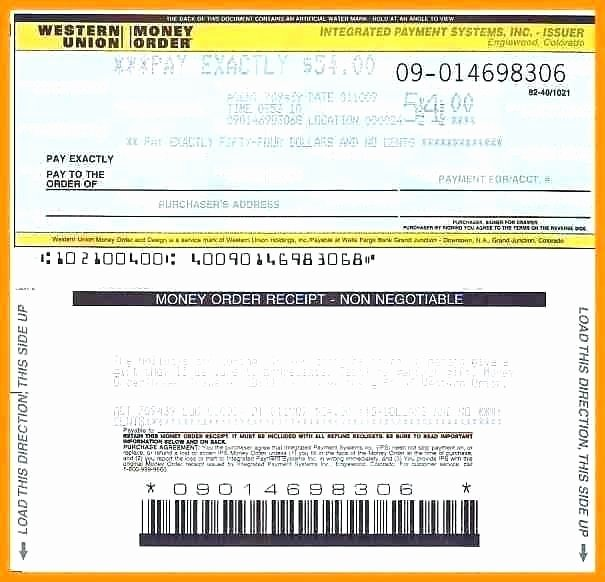Western Union Receipt Generator Beautiful Western Union Receipt Number – Samplethatub