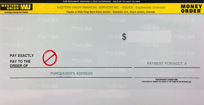 Western Union Receipt Sample New How to Fill Out A Money order