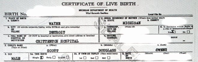 What Does A California Birth Certificate Look Like Best Of Adoptee Birth Certificate – Rudy Owens Blog