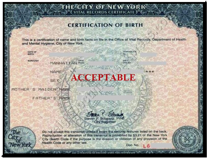 What Does A California Birth Certificate Look Like Best Of Certified Documentation and Best Practices In the Adoption