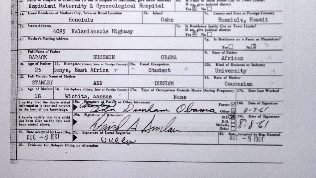 What Does A California Birth Certificate Look Like Unique Lawyers Question Authenticity Obama's Birth Certificate