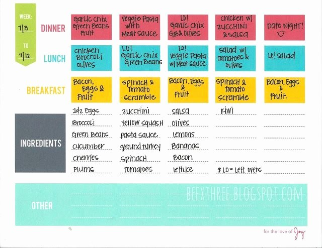 "Whole30 Meal Plan Template Unique whole 30 Meal Plan Week 1 Do You Need A ""paleo Reset"