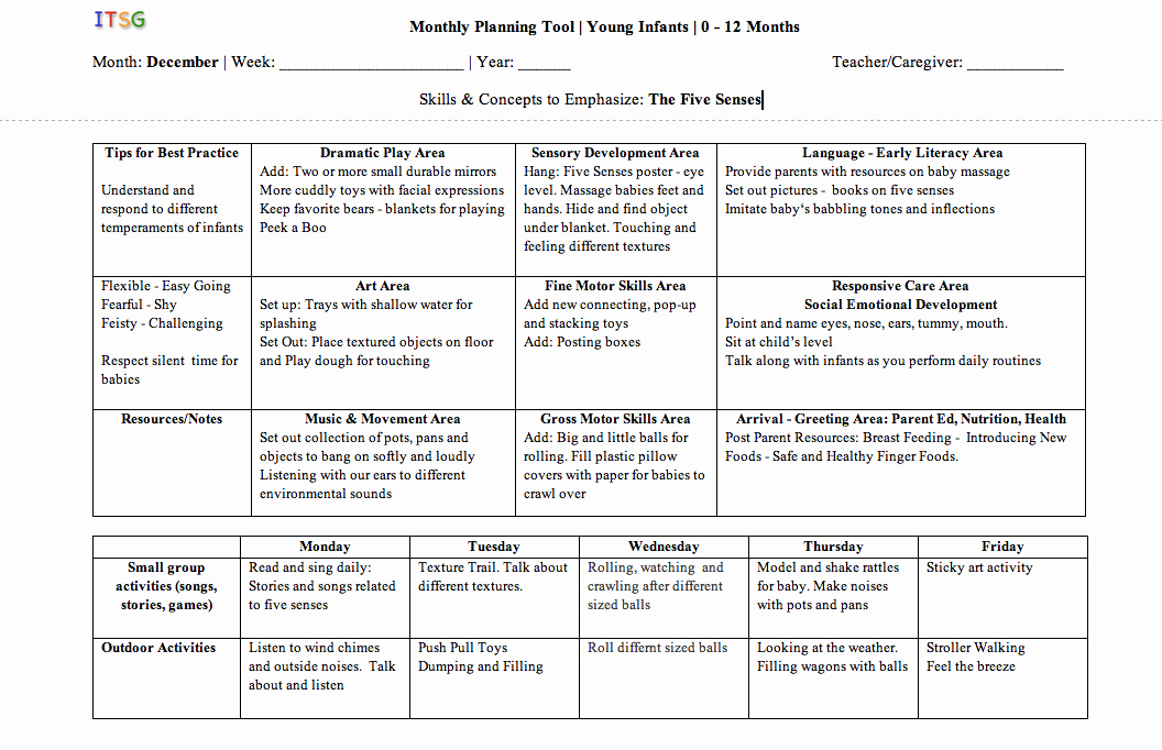 Wmels Lesson Plan Template Unique Babies Lesson Plan Example We Should Design something