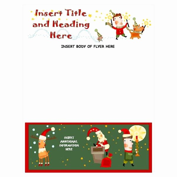 Word Christmas Letter Template Awesome Guide to Finding A Free Christmas Letter Template