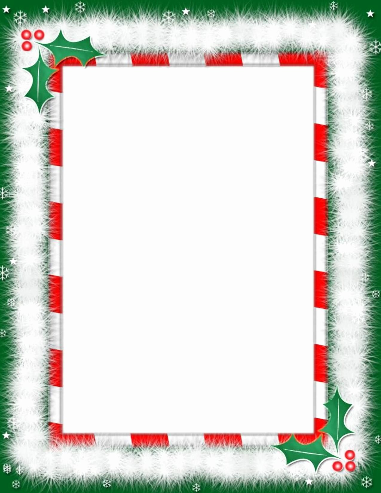 Word Christmas Letter Template Awesome Heart Word Borders Templates Free
