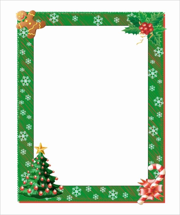 Word Christmas Letter Template Inspirational Free Christmas Templates for Word Invitation Template