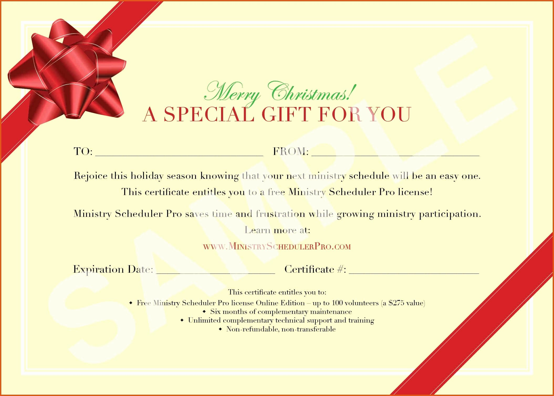 Wording for Gift Certificate Unique Resume Responsibilities Gift Certificate Sample Wording