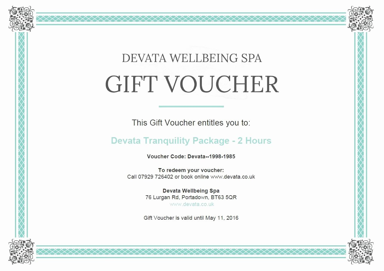 Wording for Gift Certificates Luxury Doc Sample Vouchers – 7 Voucher Templates Excel