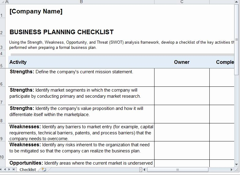 Work Plan Template Excel New Project Plan Template