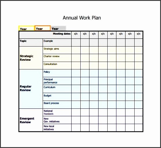 Work Plan Template Word New 6 Work Plan Template Word Sampletemplatess
