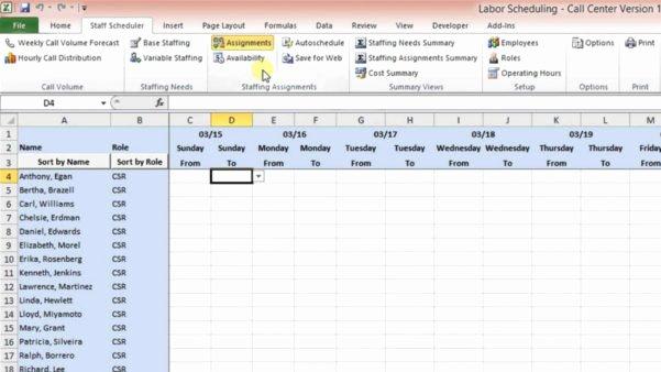 Workforce Plan Template Excel New Workforce Planning Excel Spreadsheet Printable Spreadshee