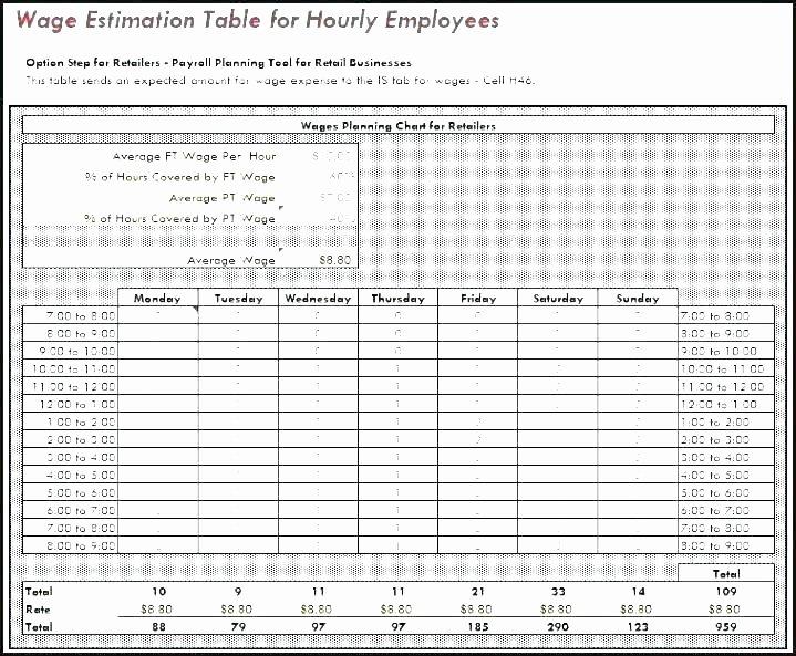 Workforce Plan Template Excel Unique Workforce Planning Template Excel Workforce Planning